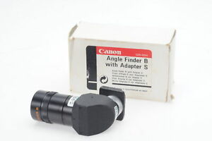 Canon Angle Finder B #990 $24.50
