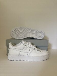 Nike Air Force 1 Low 07 Triple White Youth GS 314192 117 $70.00