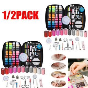 Sewing Kit Travel Mini Small Emergency Accessories Set Portable Basic Hand Home $14.61