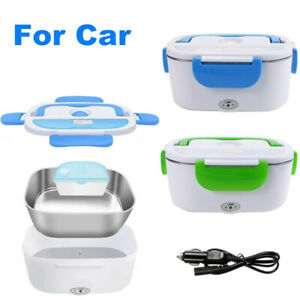 1.5L Car Electric Lunch Box Food Warmer Heater Container Travel Heating Storage $19.91