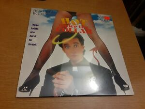 VERY RARE SEALED Hot Under the Collar Laserdisc $44.99