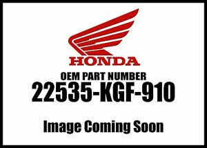 Honda Weight Set Clutch 22535 KGF 910 New OEM