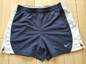 Women's Nike Running Shorts Small Size 4 6 Athletic Black amp; White Sportswear $19.99