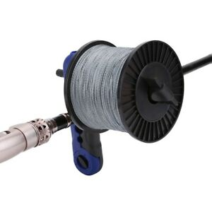 Winding Spool Anti Rust Fishing Winder Easy To Carry Small In Size Lightweight