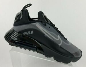 Nike Mens Air Max 2090 Shoes NEW AUTHENTIC Black Grey Anthracite BV9977 001 $109.95