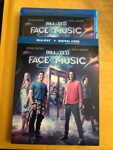 Bill amp; Ted Face The Music Blu Ray With Slipcover. No Digital $13.75