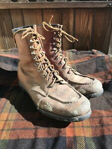 Vintage Redwing boots destroyed workwear 8.5