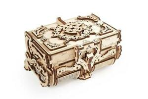 UGears Mechanical Model Antique Box $36.99