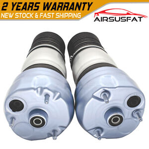Front LeftRight Air Suspension Spring Bag For Porsche Panamera 2010 2014 W ADS $384.75