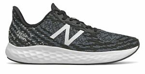 New Balance Men#x27;s Fresh Foam Rise v2 Shoes Black with Grey