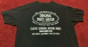 Original Parts Group T Shirt 2XL