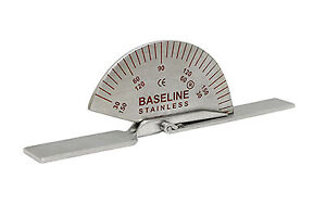 Baseline 12 1015 Finger Goniometer Metal Small 3.5quot; $42.76