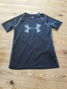 Boys Youth Under Armour Fitted Shirt Size L