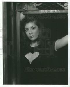 1995 Press Photo Sandra Gillette New Jersey Puerto Rican Mexican Chicago Houston