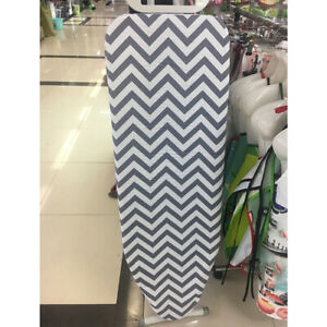 Striped Cotton Thicken Ironing Board Cover Protection Hot Resistant Reusable New C $22.45