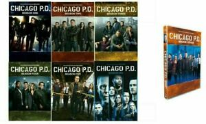 Chicago PD: Complete Series Seasons 1 7 New Sealed