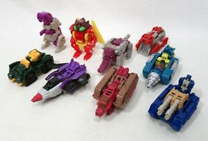 Hasbro Transformers Titans Retun Master Lot Nightbeat Apeface Repugnus Siren x9