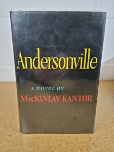 Andersonville by MacKinlay Kantor 1955 BCE World Publishing Company Civil War $9.99