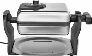 Bella Pro Series 4 Slice Rotating Waffle Maker Stainless Steel $39.99