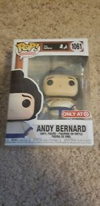 Funko Pop Office Andy Bernard In Sumo Suit 1061 Target Exclusive $25.99