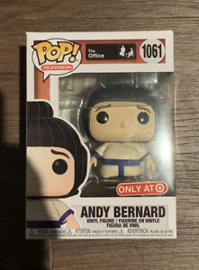 Funko Pop The Office Andy Bernard In A Sumo Suit Brand New In Box $18.90