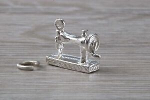 Old Sewing Machine Charm GBP 20.00