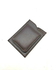 Mad Style Mad Man Money Clip Wallet Money Gear in Brown