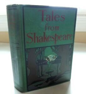 Tales From Shakespeare Vintage Illustrated Hardcover by Charles amp; Mary Lamb