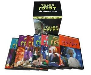Tales from the Crypt: The Complete Series Seasons 1 7 DVD 2017 20 Disc BoxSet $47.89