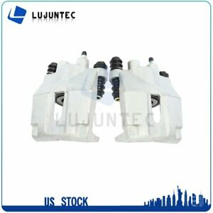 Rear Brake Calipers With Bracket For 2004 2011 Ford F 150 2006 2008 Lincoln Mark $71.47