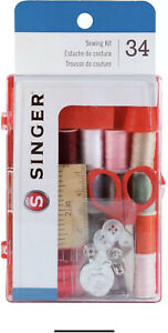 Lot Of 8 Singer Notions Singer Deluxe Sewing Kits 00279 $24.99