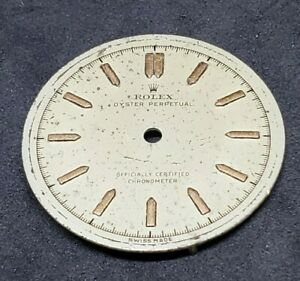 Rare Rolex Oyster Perpetual Bubbleback Dial Part for 2940 3372 5050 $999.99