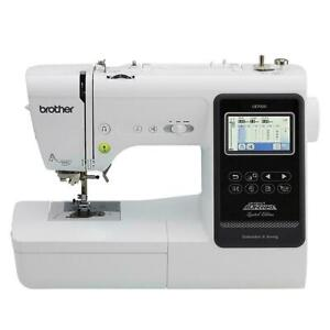 Brother Computerized Sewing and Embroidery Machine LB7000 $748.00