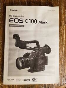 Canon C100 Mark II Camcorder with Dual PixelAF. $2000.00