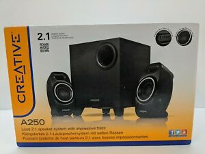 **NEW** Creative A250 Speaker System $44.99