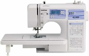 Brother HC1850 Sewing and Quilting Machine 185 Built in Stitches LCD Display $299.99