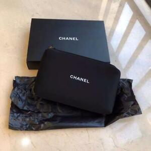 CHANEL CC Novelty Black With Pouch Limited $60.00