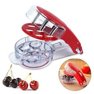 Olive Seed Cherry Pitter Stoner Squeeze Tool Remover Corer