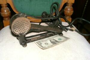 Vtg Rare Sewing Machine Foot Pedal Cast Iron Singer Machine $49.99