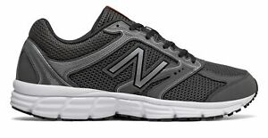 New Balance Men#x27;s 460v2 Shoes Grey with Silver amp; Black