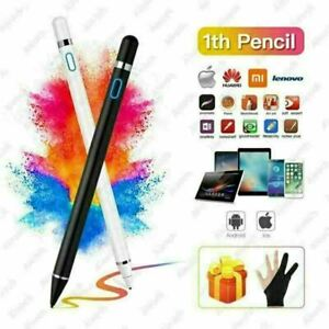Rechargeable Sensitive Touch Screen Pen Pencil Stylus For iPhone iPad Samsung US