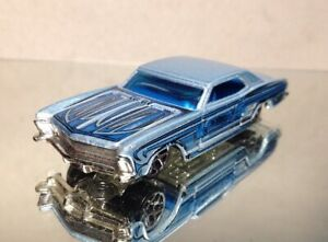 THE HOT WHEELS COLLECTION LOT 79: 2001 1964 BUICK RIVIERA LIGHT BLUE MALAYSIA $2.50