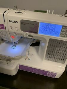 Brother SE400 Computerized Sewing and Embroidery Machine $360.00