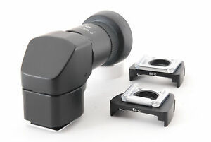 Top MINT Canon Angle Finder with C Ed C Ec C 2 Adapters From JAPAN $95.99