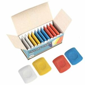 Colorful Erasable Fabric Tailors Chalk Marker Pen Pattern Sewing Tools Accessory $9.60