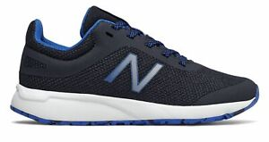 New Balance Kid#x27;s 455 Big Kids Male Shoes Navy with Blue