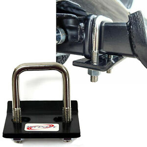 Hitch Tightener Stabilizer Anti Rattle Towing Tow Clamp 2quot; Trailer Lock Down