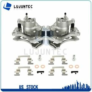 Front Brake Calipers With Bracket 1 Pair For Chrysler 200 2011 2012 2013 2014 $89.21