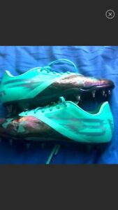 under armour football cleats size 10 $150.00