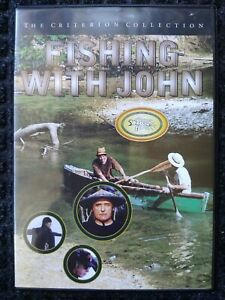 Fishing With John Criterion Collection DVD 1992